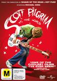 Scott Pilgrim Vs. The World DVD