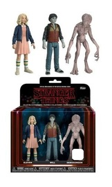 Stranger Things: Eleven, Will, & Demogorgon - Action Figure 3-Pack (LIMIT - ONE PER CUSTOMER)