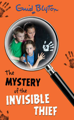 The Mystery of the Invisible Thief by Enid Blyton image