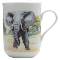 Maxwell & Williams - Cashmere Animals of the World Mug Elephant (300ml)