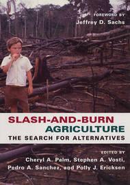 Slash-and-Burn Agriculture image