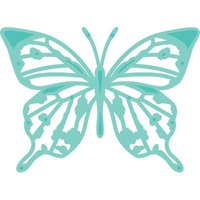 Kaisercraft: Decorative Die - Classic Butterfly image