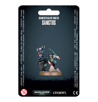 Warhammer 40,000 Genestealer Cults Sanctus