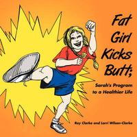 Fat Girl Kicks Butt; by Ray Clarke image