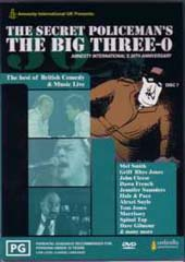 Secret Policeman's Ball: The Big 30 on DVD