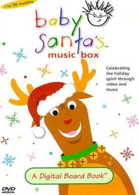 Baby Einstein - Baby Santa's Music Box on DVD