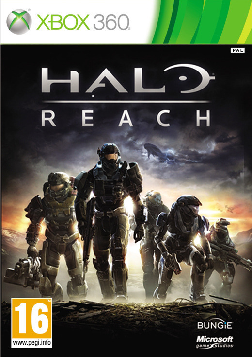 Halo: Reach for Xbox 360