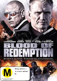 Blood of Redemption on DVD