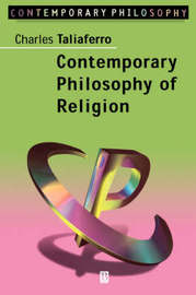 Contemporary Philosophy of Religion by Charles Taliaferro image