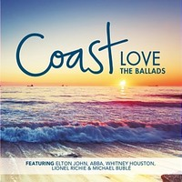 Coast: Love The Ballads by Various Artists image