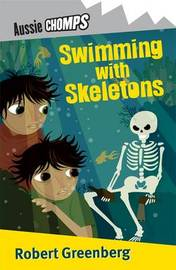 Swimming with Skeletons by Robert Greenberg image