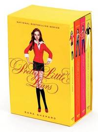 Pretty Little Liars Box Set (Books 1-4) by Sara Shepard