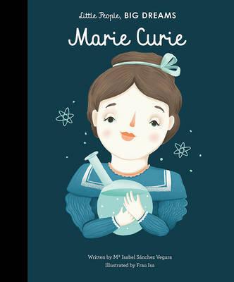 Marie Curie by Maria Isabel Sanchez Vegara