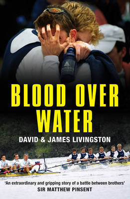Blood Over Water by David Livingston image