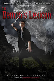The Demon's Lexicon by Sarah Rees Brennan image