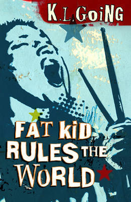 Fat Kid Rules The World by K.L. Going image