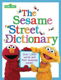 The Sesame Street Dictionary by Linda Hayward