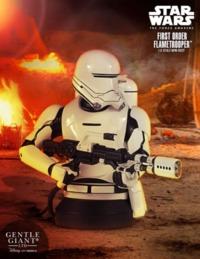 Star Wars: Flametrooper - Mini Bust