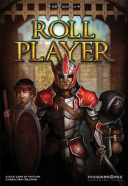Roll Player - Fantasy Dice Game