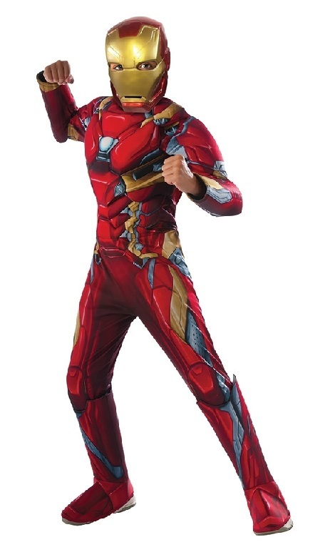 Marvel: Iron-Man (Civil War) - Classic Costume (Small) image