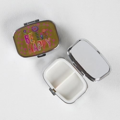 Natural Life: Pill Box - Be Happy Pills