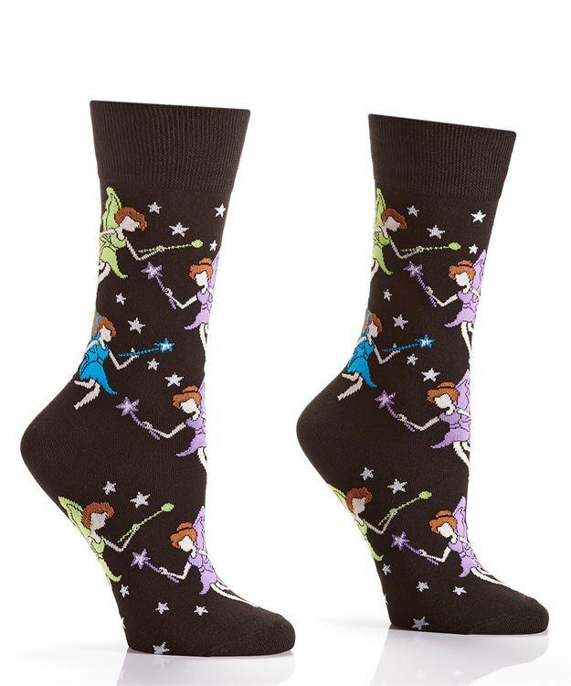 Fairies Women's Crew Socks