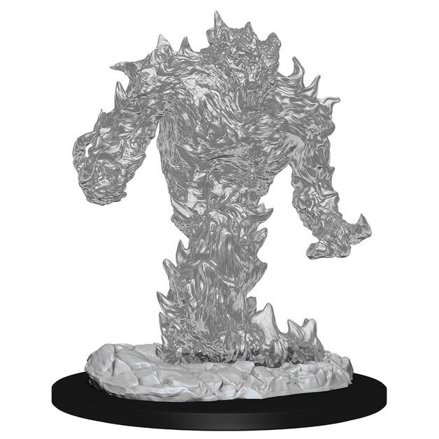 D&D Nolzur's Marvelous: Unpainted Miniatures - Fire Elemental