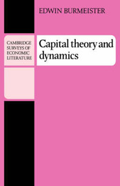 Cambridge Surveys of Economic Literature by Edwin Burmeister