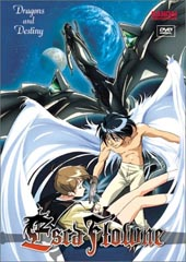 Escaflowne - Vol. 1: Dragons And Destiny on DVD