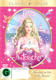 Barbie In The Nutcracker on DVD image