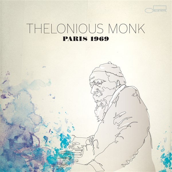 Paris 1969 (CD+DVD) by Thelonious Monk image