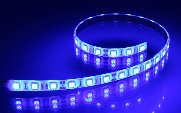 Aurora led light strip blue at mighty ape nz aurora led light strip blue aloadofball Images
