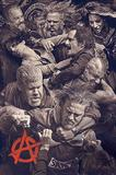 Sons of Anarchy Fight Maxi Wall Poster (278)