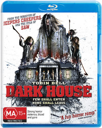 Dark House on Blu-ray