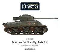 British Sherman Firefly VC image