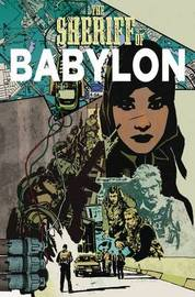 Sheriff of Babylon Vol. 2 Pow. Pow. Pow. by Tom King