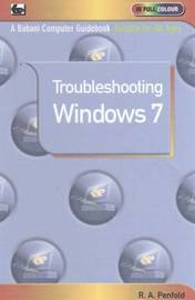 Troubleshooting Windows 7 by R.A. Penfold image