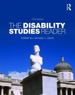 The Disability Studies Reader image