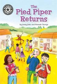 Reading Champion: The Pied Piper Returns by Jenny Jinks