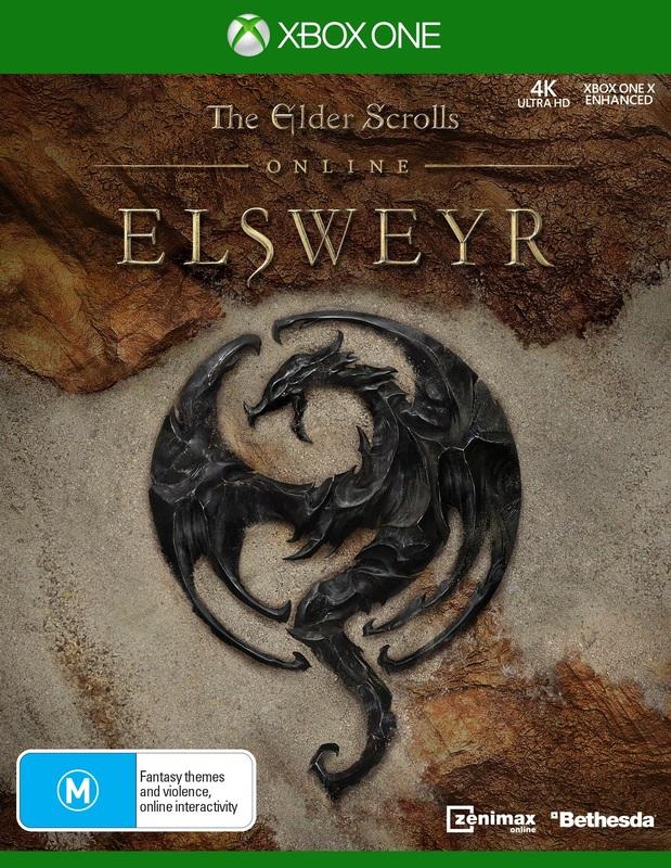 Elder Scrolls Online: Elsweyr for Xbox One
