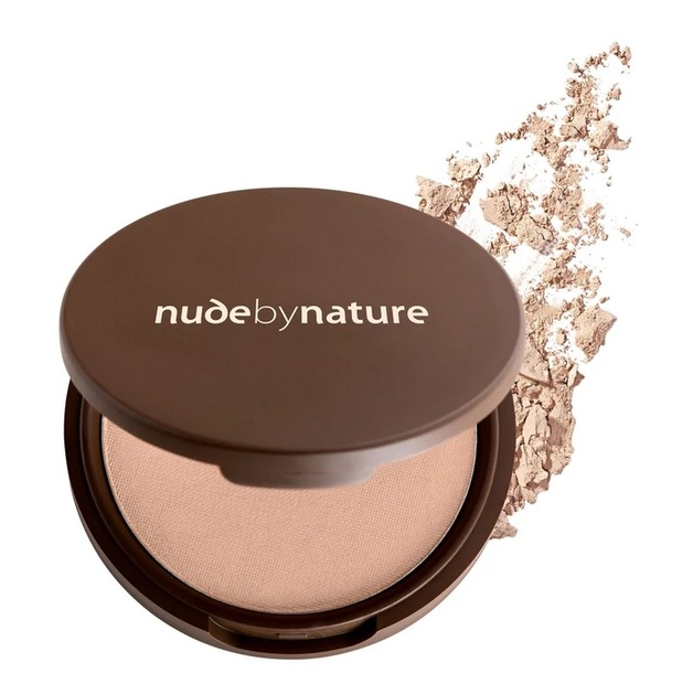 Nude By Nature: Mineral Pressed Powder - Fair (10g)
