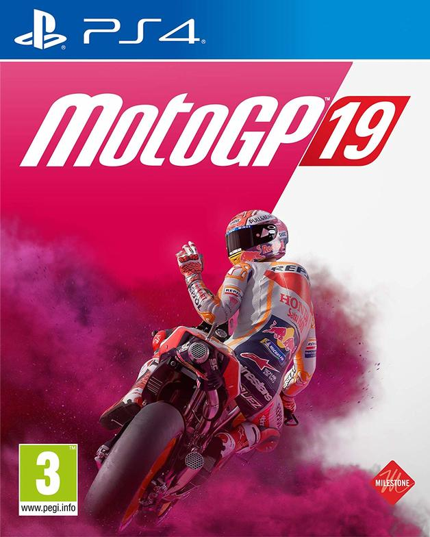 MotoGP19 for PS4