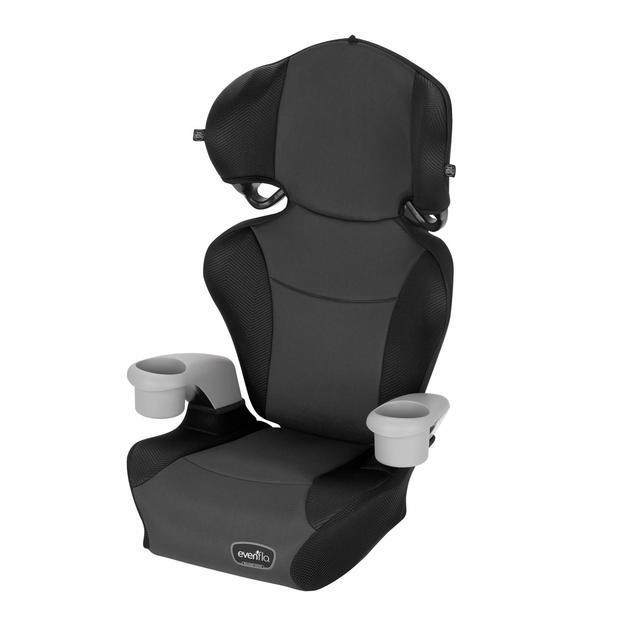 Evenflo: Big Kid Highback 2-in-1 Booster Seat - Rainier