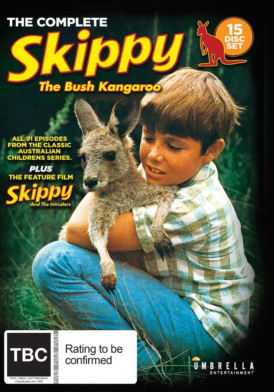 Skippy: The Complete Series + Intruders on DVD