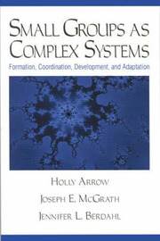 Small Groups as Complex Systems by Holly Arrow image