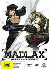 Madlax - Vol. 3: The In-Between on DVD
