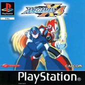 Megaman X 4 for