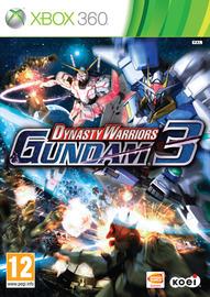 Dynasty Warriors: Gundam 3 for Xbox 360