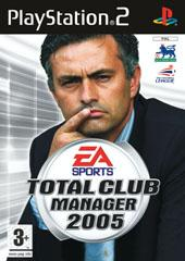 Total Club Manager 2005 for PlayStation 2