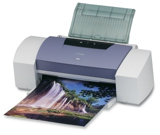 Canon Printer Bubble Jet  i6500